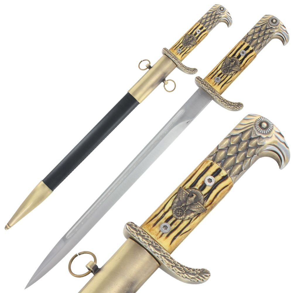 Hakenkreuz German DRESS Uniform Dagger